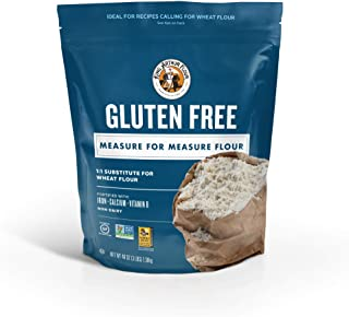 King Arthur Flour, Measure for Measure Flour, Gluten Free, 3 Pound (Pack of 1)