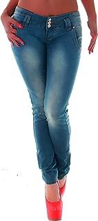 Damen Paperbag Lange Hose Fleece Hochbund Freizeithose Stoffhose Gr.36 38 40 42
