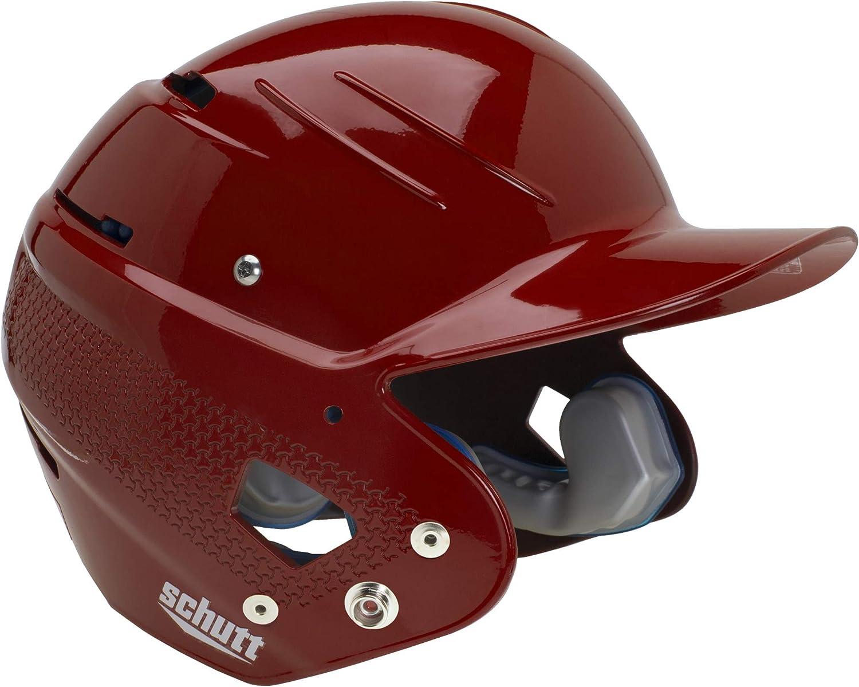 Schutt XR2 AiR 激安超特価 MAXX Softball Helmet Fitted 期間限定お試し価格 Batter's -