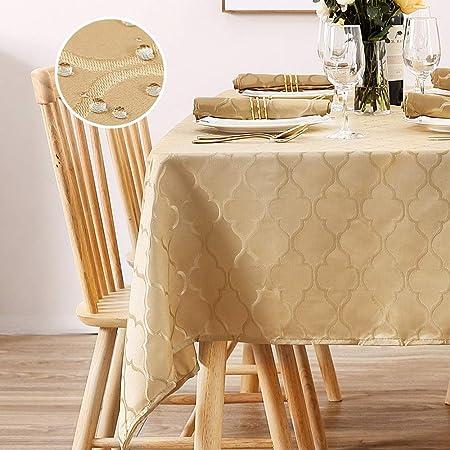 Vintage Cardinal Richieliu Elegance Replica Banquet Tablecloth NWT 70x144