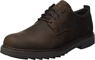 Mens Squall Canyon Plain Toe Waterproof Oxford