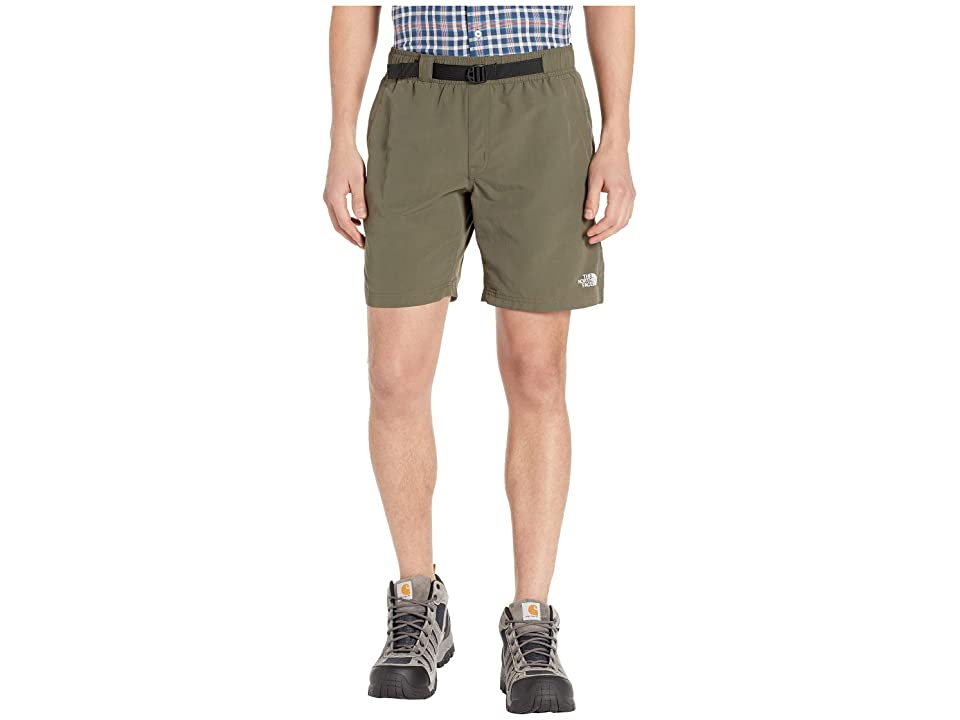 The North Face Class V Belted Trunks (New Taupe Green) Men