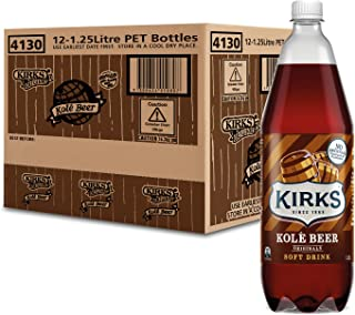 Kirks Kole Beer 1.25L x 12