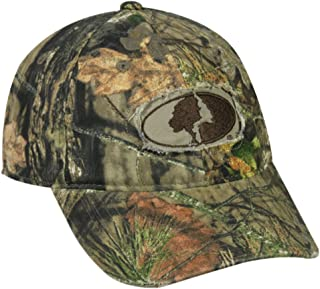 dd83cc6f2f69e Mossy Oak Country Camo Frayed Patch Logo Hunting Hat