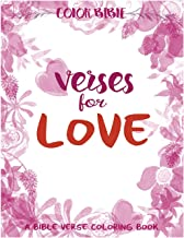 Color BiBle : Verse for Love: A Bible Verse Coloring Book (Volume 2)