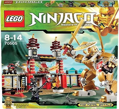 tienda de bajo costo LEGO Ninjago - El Templo de la Luz (70505) (70505) (70505)  muchas sorpresas