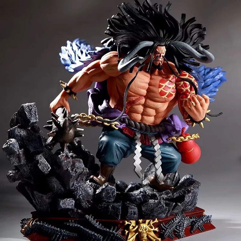 IUYWL Spielzeug Modell Anime Szene Basis Charakter Statue Geburtstag Geschenk Desktop Dekoration Hhe 19cm Spielzeugmodell