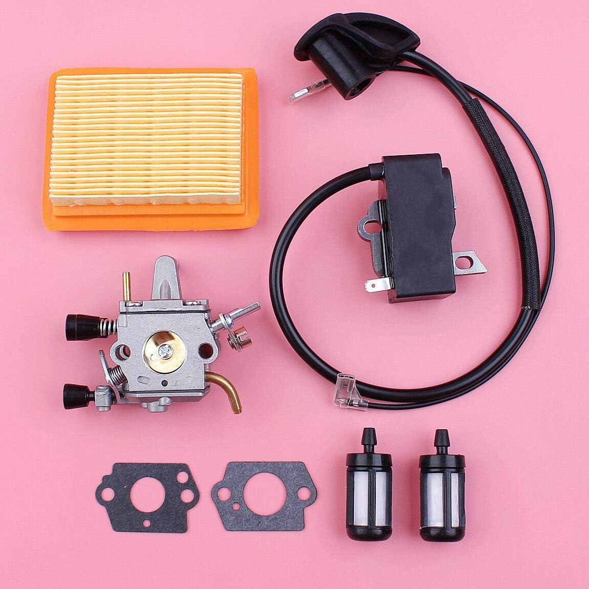 Replacement Sale item Parts for Huq Ignition Under blast sales Air Ki Filter Carburetor Coil