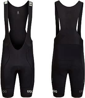 Uglyfrog Designs Mens Pro Cycling Bib Shorts 3D Gel Padded Cycling Pants Sublimation Cycling Shorts