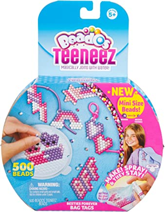 Beados Teeneez Theme Pack - Besties Forever Bag Tags