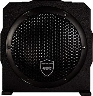 Wet Sounds Stealth AS-8 350 watt Active Subwoofer Enclosure