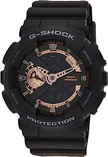 Casio G-Shock for Men - Sport Rubber Band Watch - GA-110RG-1A, Quartz
