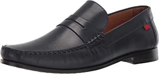 Mens Grainy Leather Windsor Place Penny Loafer