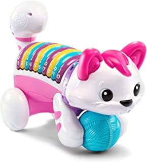 LeapFrog Count and Crawl Number Kitty, Pink (Amazon Exclusive)