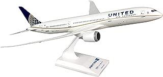 Daron Skymarks SKR810 United 787-9 Airplane Display Model 1/200 Scale