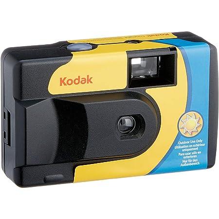 Kodak Suc Daylight 39 800iso Einwegkamera Analog Gelb Kamera