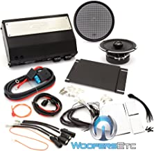 """Arc Audio MPAK12 Motorcycle Audio Kit with 6.5"""" Coaxial Speaker + 4-Channel Amplifier Compatible with 2015+ HD Roadglide Only Motorcycles"""