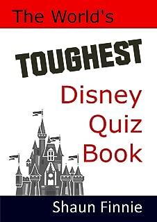 The World's Toughest Disney Quiz Book