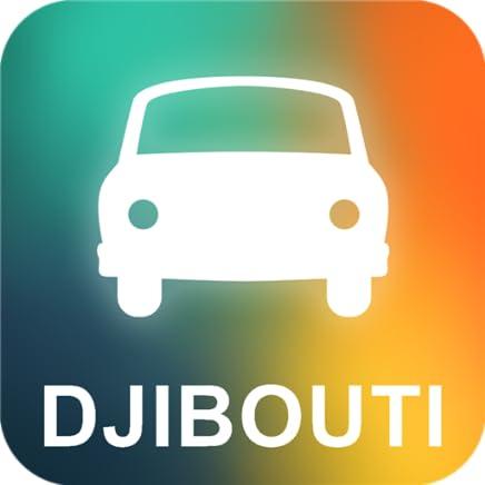 Djibouti Navegação GPS