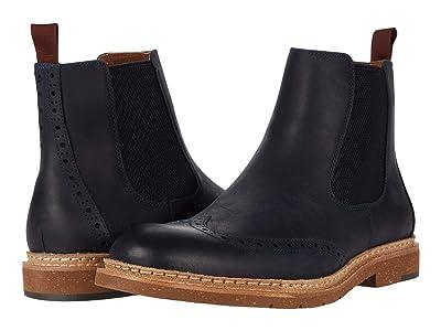 J&M EST. 1850 Pearce Boot (Navy) Men