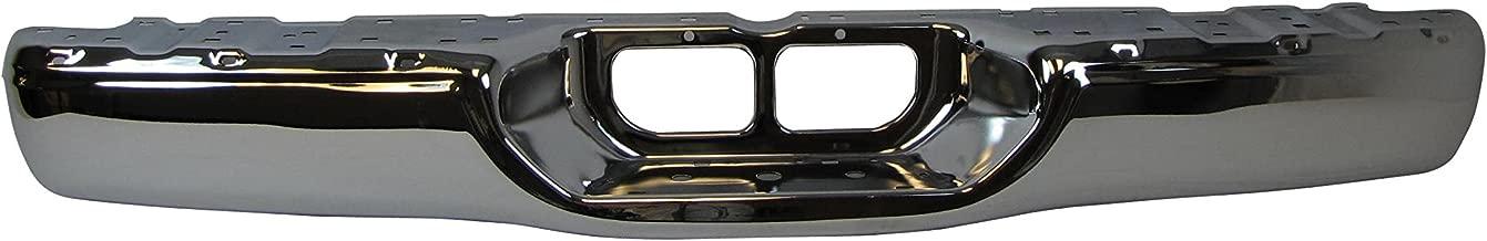 2000-2006 Toyota Tundra Rear Bumper Face Bar Chrome New TO1102229
