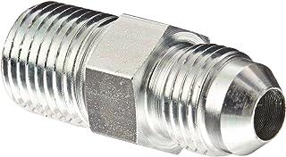 "Eaton Weatherhead C5205X5X4 stal węglowa SAE 37 stopni (JIC) Flare-Twin Fiting, adapter, 1/4"" NPT męski x 5/16"" JIC męski"