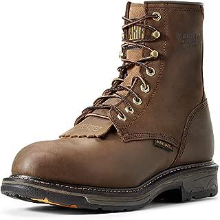 Best workhog 8 waterproof composite toe work boot Reviews