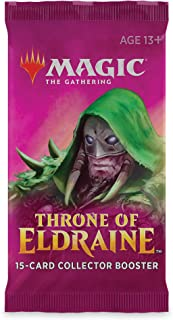 Magic: The Gathering Throne of Eldraine Collector Booster