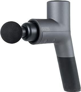 SAFR Recovery X1 Portable Percussive Deep Tissue Massager, Percussion Massage Gun