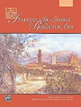 Italian Art Songs of the Romantic Era Book & CD Voice Ed. Patricia Chiti