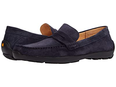 Samuel Hubbard Free Spirit for Him (Navy Suede) Men
