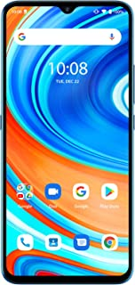 UMIDIGI A9 スマートフォン本体 Android 11.0 スマホ本体6.53HD+フルスクリーン SIMフリー 13MP+8MP+2MP 3眼カメラ 5150mAh大容量バッテリー RAM3GB+64GB ROM 顔認証 指紋認証 技...