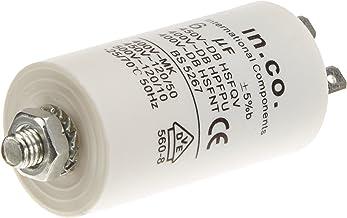 7uF Spares2go condensador para secadora Hotpoint//condensador secador
