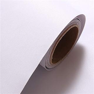 الحديث الحد الأدنى منقوش جدران لفة Solid Matt Kitchen Cupboard Cabinet Self adhesive Wallpaper Roll Vinyl Furniture Wall S...