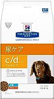 【療法食】 プリスクリプション・ダイエット ドッグフード c/d マルチケア 尿ケア 小粒 チキン 7.5キログラム (x 1)