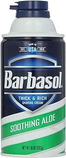 Barbasol Shave Aloe, 10 Oz