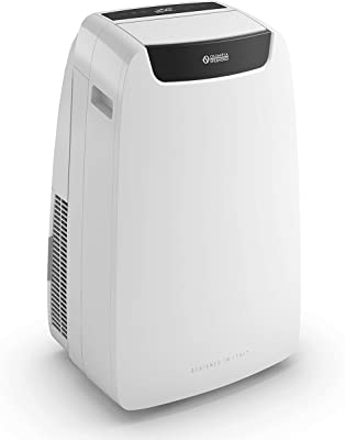 Olimpia Splendid 01910 DolceClima 14,000-BTU Compact Portable Air Conditioner, White