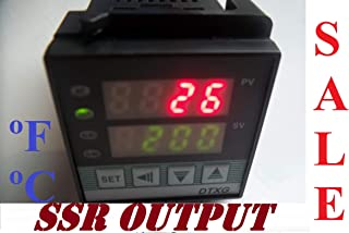 PID Temperature Controller SSR Output fr Kiln Paragon Ceramic Pottery Glass