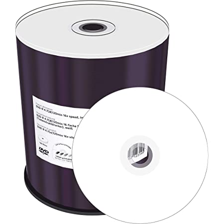 50 Printable Medical Dvd Blank Archival Pro Dvd R 80min Computers Accessories