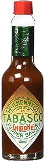 TABASCO Chipotle Sauce – 460ml Glasflasche - Doppelpack - original - 100% natürliche Zutaten – Hot Sauce - scharfe Chili-Sauce