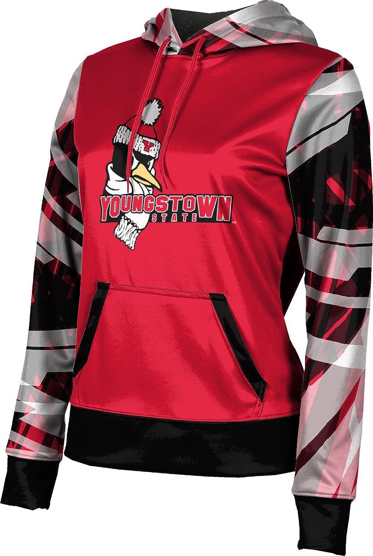 ProSphere Youngstown State University Girls' Pullover Hoodie, School Spirit Sweatshirt (Crisscross)