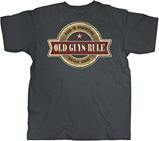 Best old guys rule shirts stores Reviews