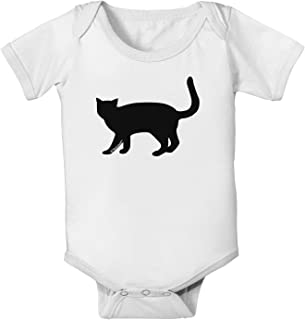 TooLoud If It Fits Cute Cat Design Baby Romper Bodysuit