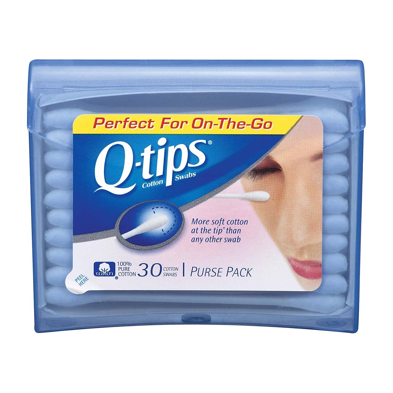Q-tips Swabs Purse Pack 30 Each Free shipping At the price of surprise anywhere in the nation 4 of