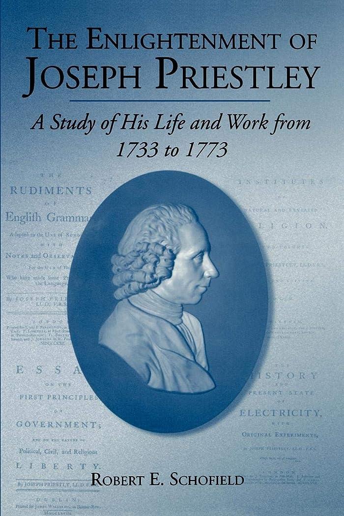 アーティファクト服を洗う修正The Enlightenment Of Joseph Priestley: A Study Of His Life And Works From 1733 To 1773