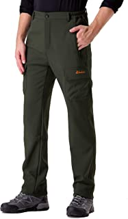 polar king fleece lined pants
