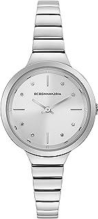 BCBGMAXAZRIA Women's Japanese-Quartz Stainless Steel Case Stainless-Steel Strap Casual Watch (Model: BG50675001-03