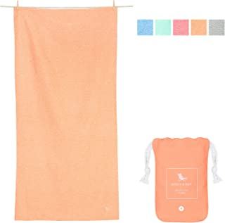 Dock & Bay Quick Dry Towel for Gym & Yoga, Lightweight Travel Towel & Compact (Extra Large XL 78x35, Large 63x31, Small 40x20) for Sports, Swim, Camping, Pool, Beach