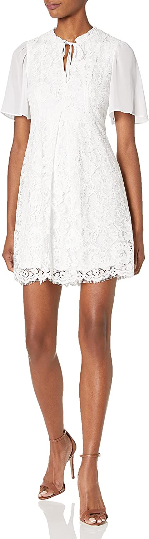 kensie Women's Spring Lace Dress