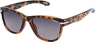 Unisex-Adult Seapink 102P Polarized Cateye Sunglasses, Gloss Tort, 55 mm
